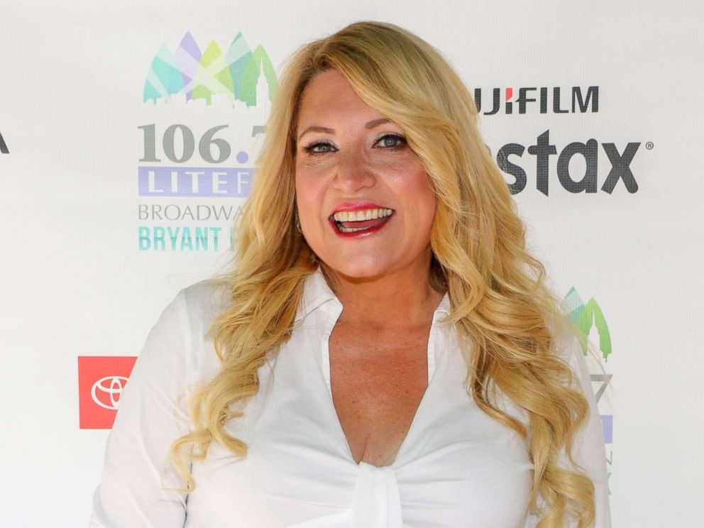 PHOTO: Host Delilah attends 106.7 LITE FMs Broadway in Bryant Park, Aug. 16, 2018, in New York City.