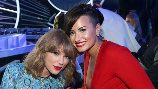 Demi Lovato and Taylor Swift apparently bury the hatchet: 'Life's too short for women to not support other women'