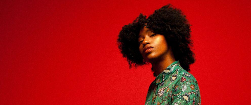 PHOTO: Singer Denai Moore shot by photographer Mahaneela.