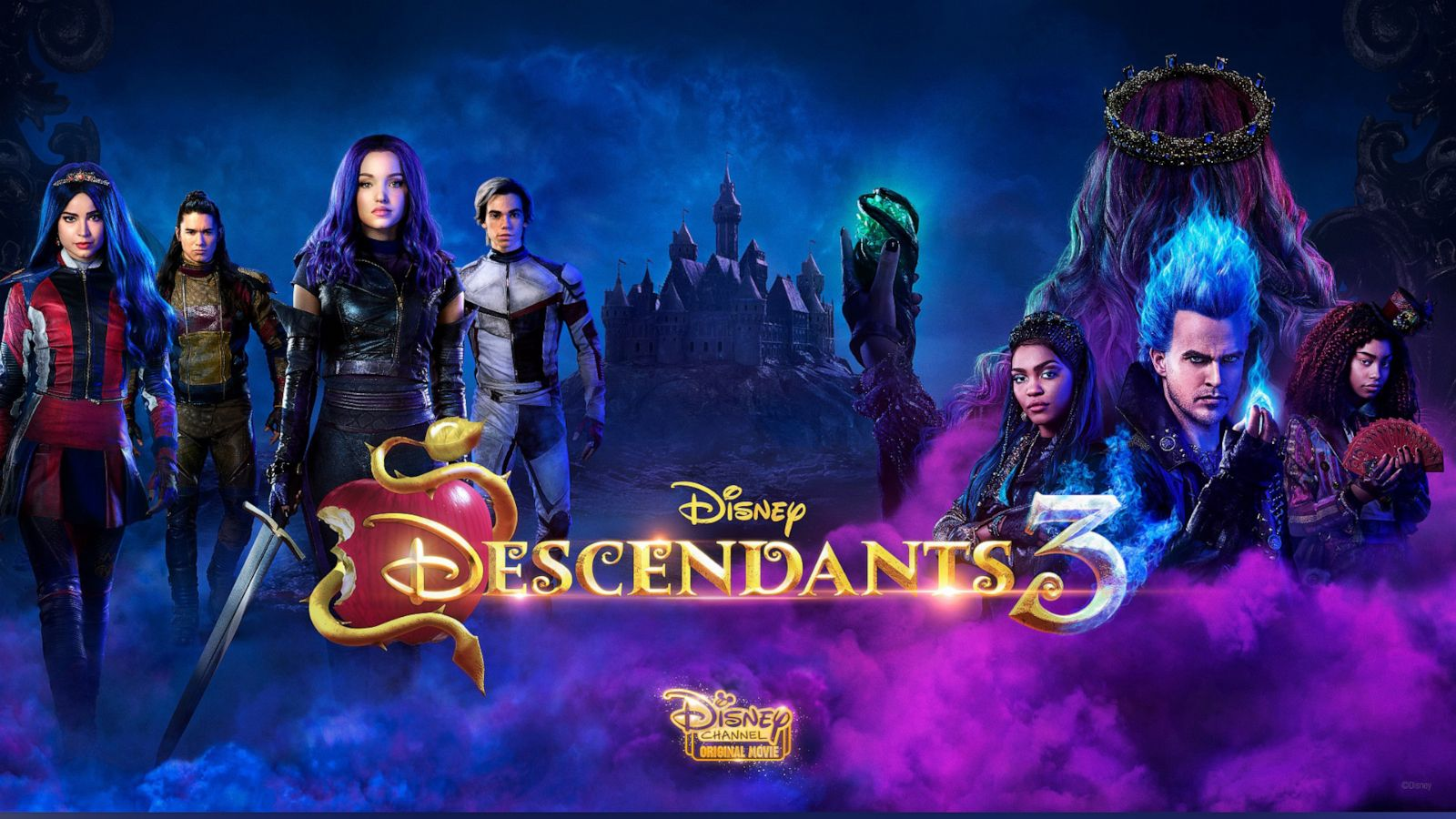 Exclusive 1st look at the 'Descendants 3' trailer | GMA