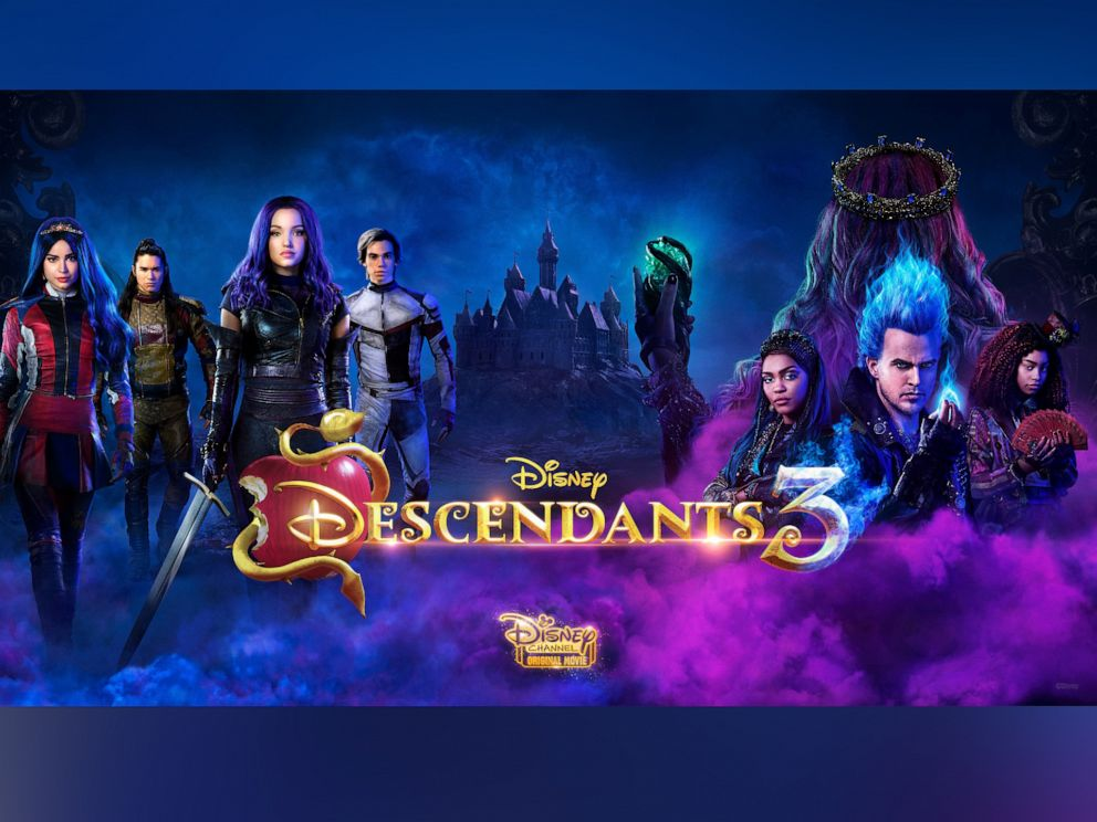 720px 1080p Regarder Descendants 3 2019 Film Streaming Vf Complet
