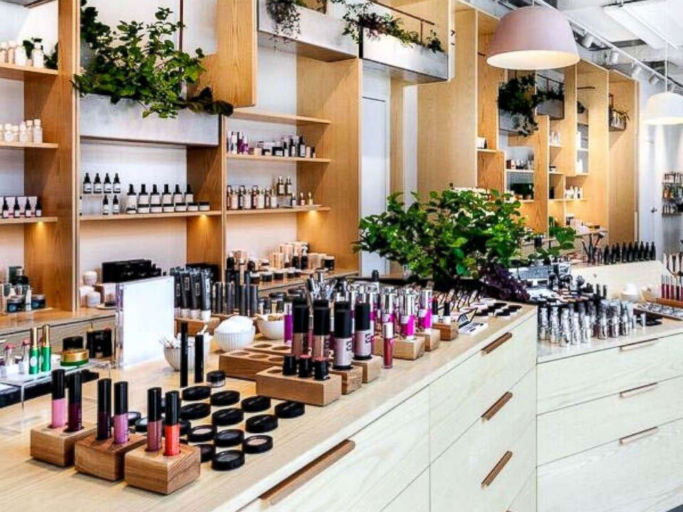 PHOTO: The Detox Market occupies a two-level, 2,000-square-foot space in the Nolita neighborhood of New York City.