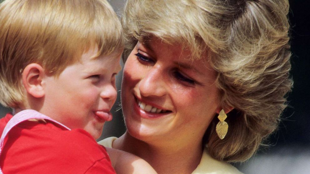 it s a royal baby boy look back at these adorable photos of prince harry as a kid gma prince harry as a kid