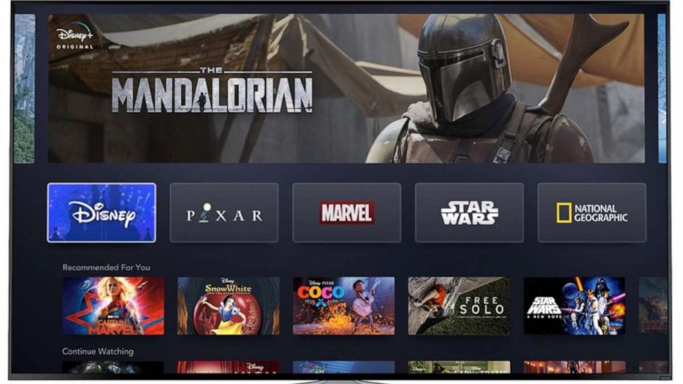 Disney unveils Disney+ streaming service with original