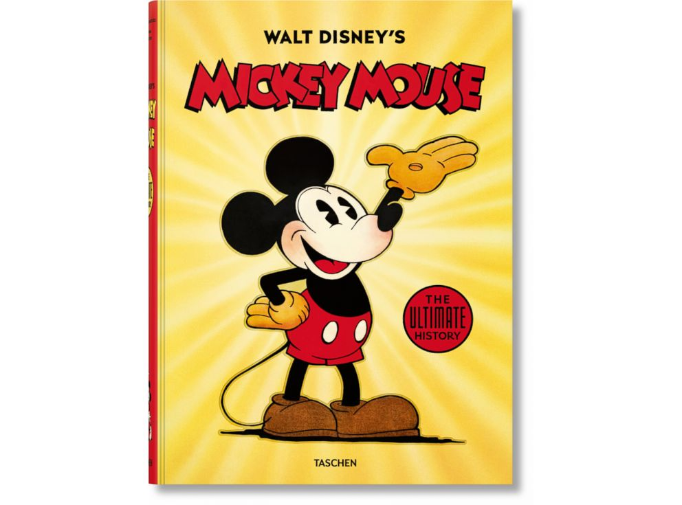 PHOTO: This special book takes Mickey fans through a journey of the mouses impact on pop culture and art over the past 90 years.