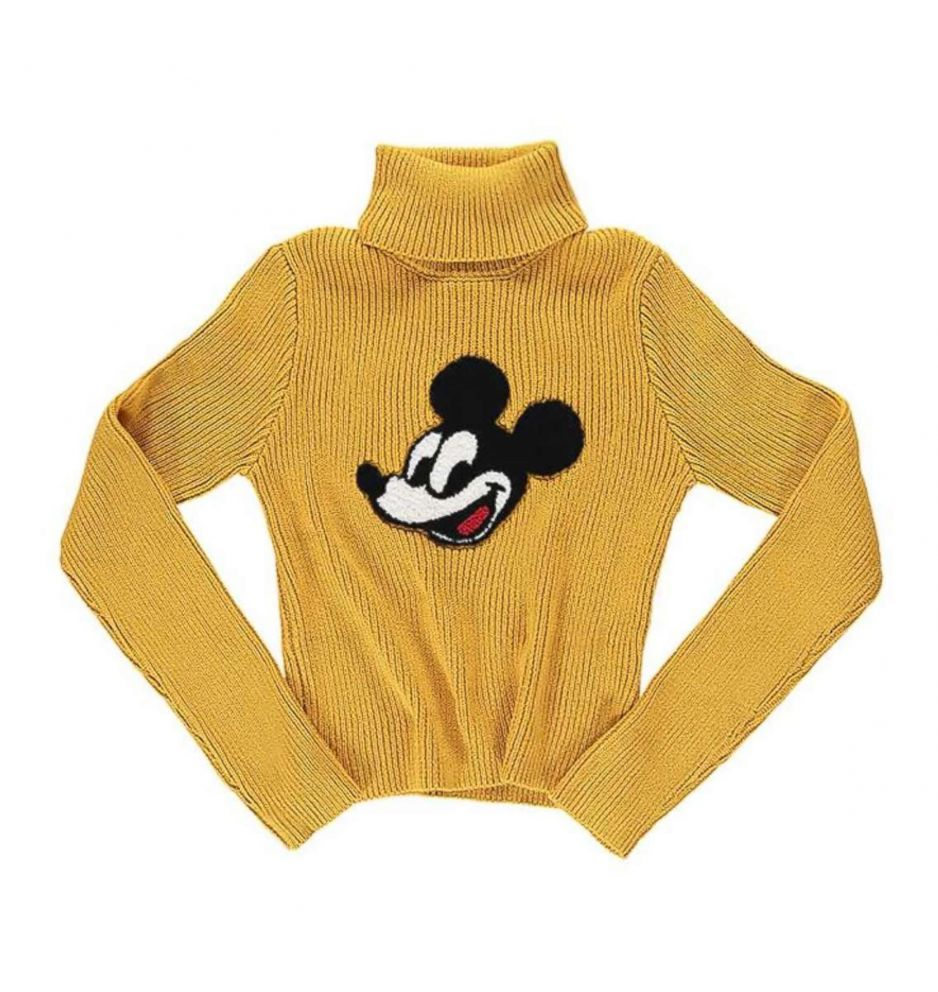 PHOTO: This adorable sweater is from Forever 21s Mickey-inspired line for his 90th anniversary.