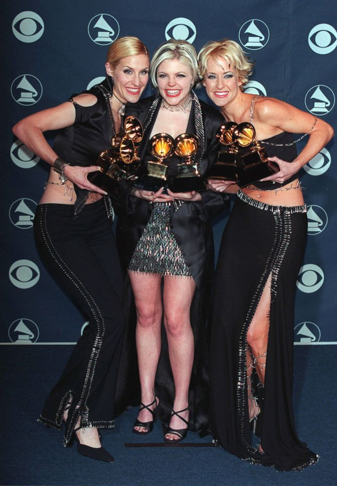 PHOTO: The Dixie Chicks attend the 41st annual Grammy awards, Feb. 24, 1999, in Los Angeles.