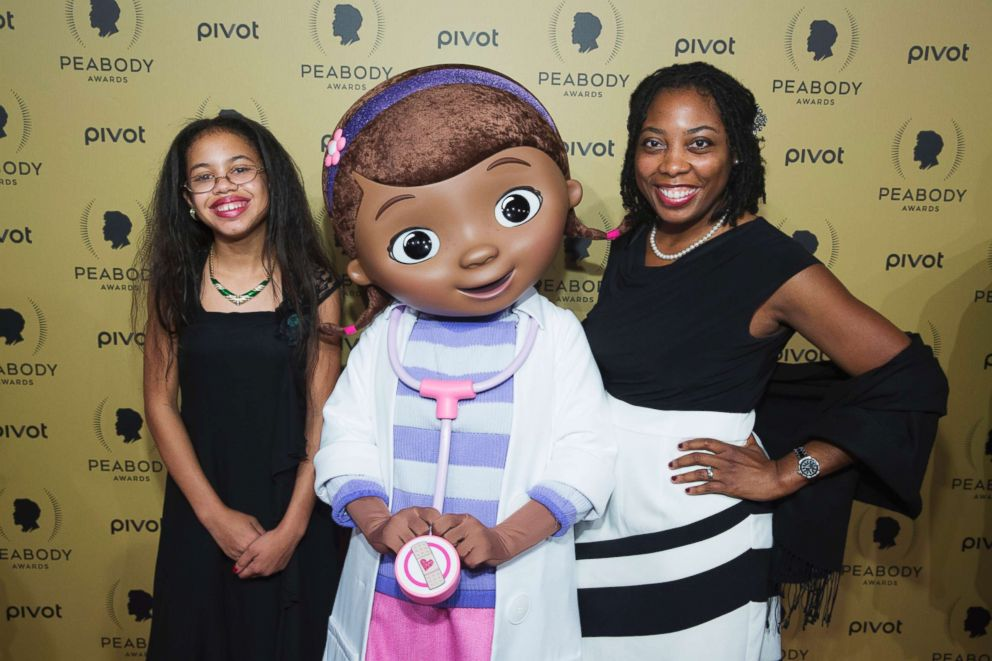 PHOTO: Disney Juniors Doc McStuffins, won a Peabody Award for excellence in childrens programming, presented at the 74th Annual Peabody Awards ceremony at Cipriani Wall Street, May 31, 2015, in N.Y.