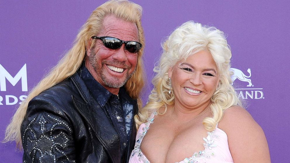 Dog the Bounty Hunter says wife Beth told him 'let me go