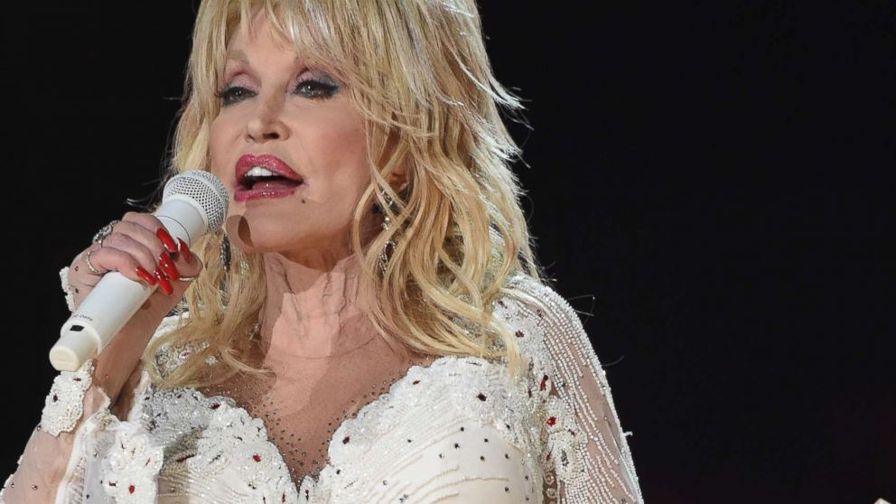 Country superstar Dolly Parton says her husband isn't the biggest fan of her music