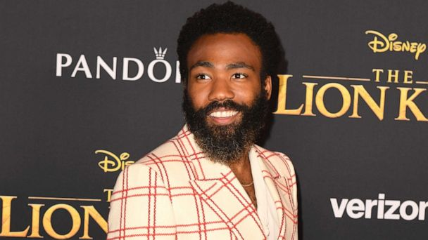 'Lion King's' Donald Glover sends message of support to 'Little Mermaid's' Halle Bailey