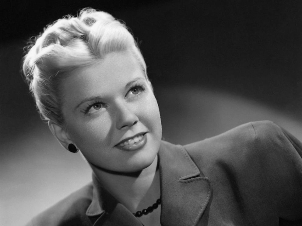 PHOTO: Actress Doris Day is pictured in a undated portrait.