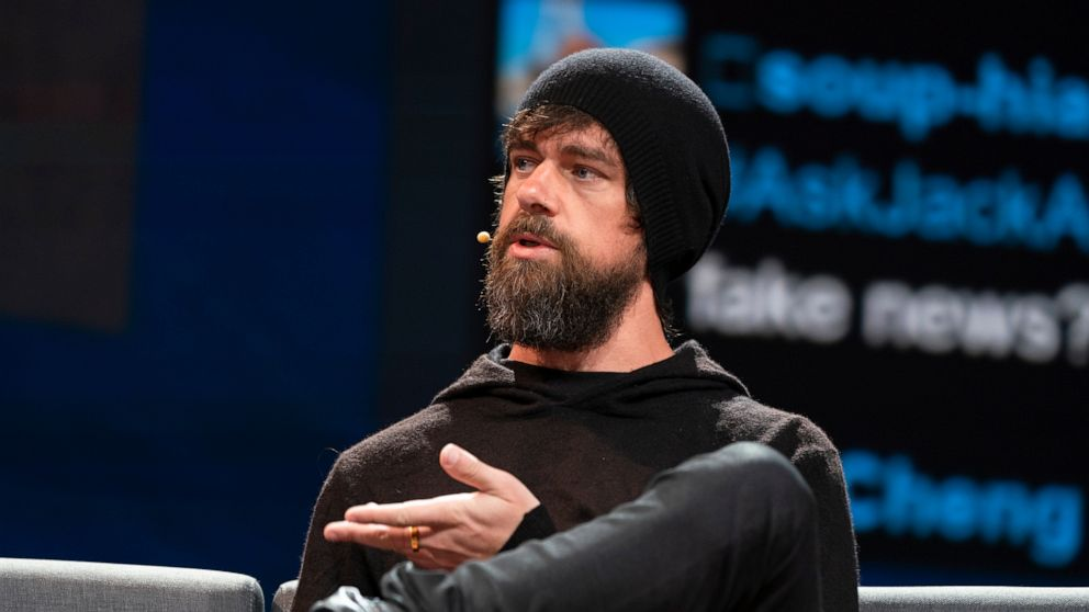 Twitter CEO's onstage uniform of beanie, hooded sweatshirt prompts women to call a double standard foul