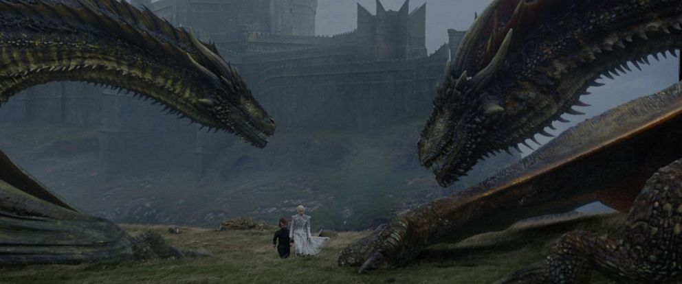 """A scene from """"Game of Thrones."""""""