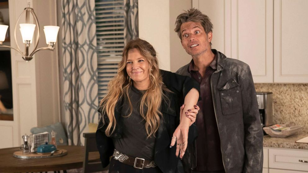 Drew Barrymore, Timothy Olyphant reveal success behind ...