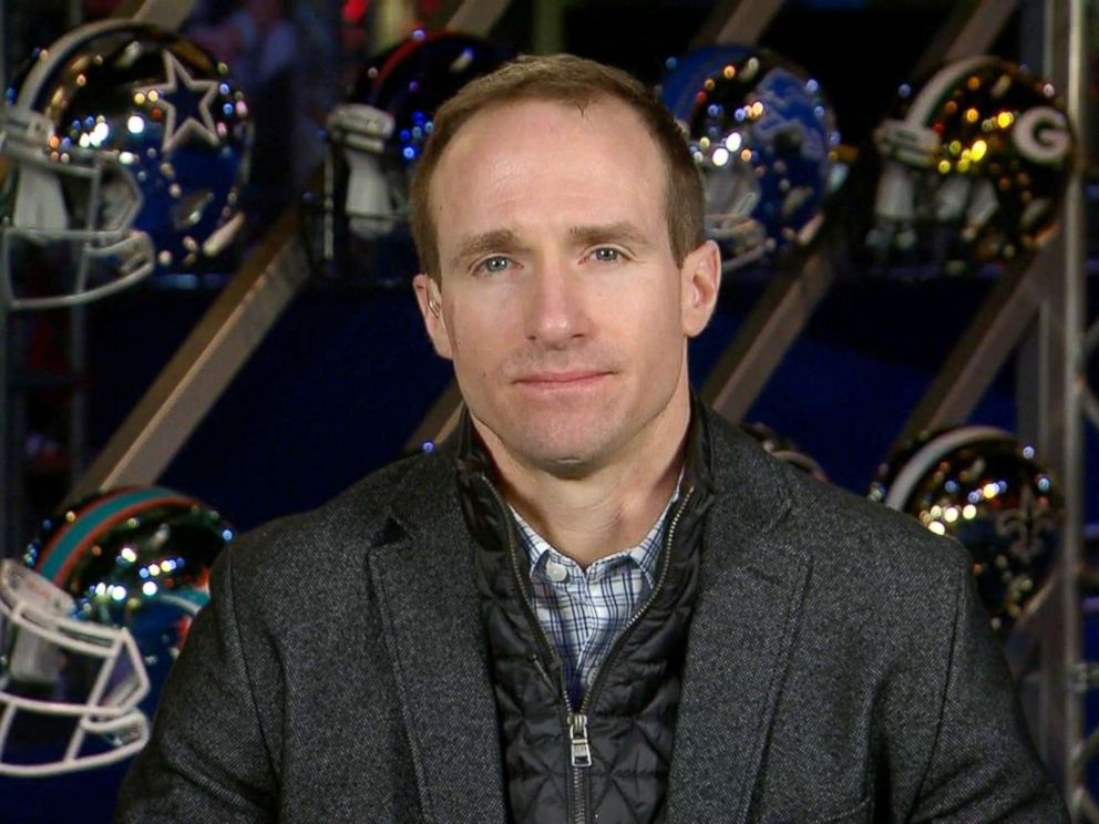 Saints QB Drew Brees blasts Roger Goodell's silence on blown call