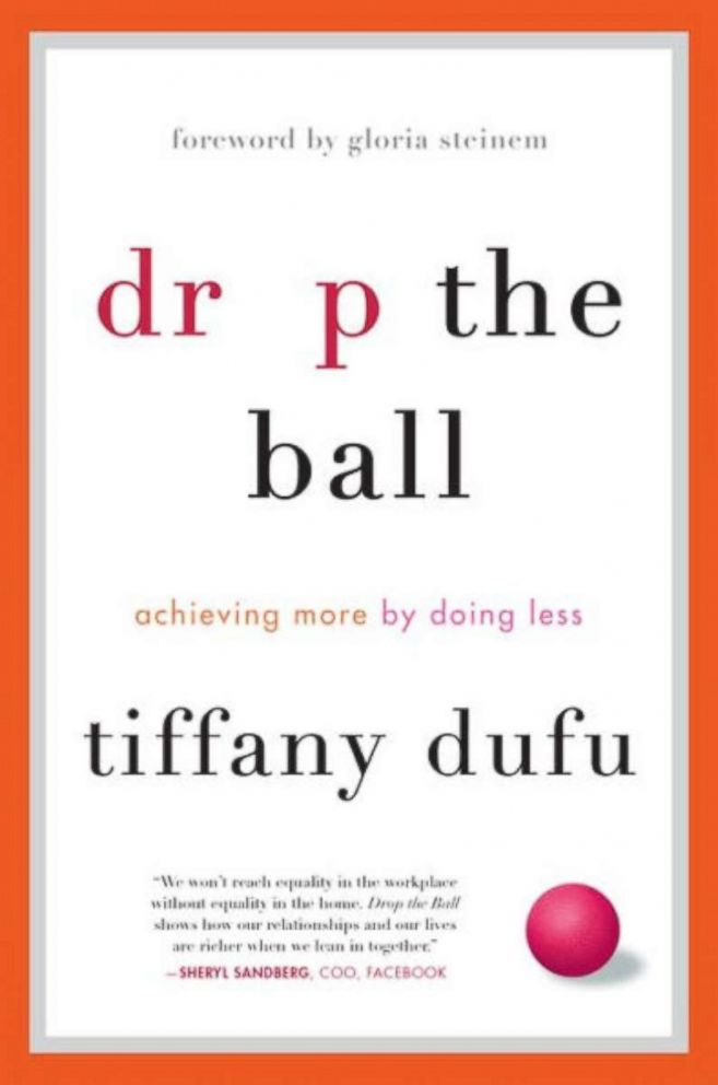 PHOTO: Drop the Ball by Tiffany Dufu.