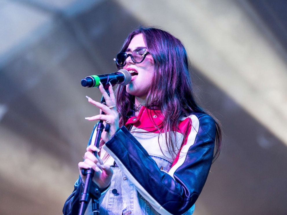 PHOTO: Dua Lipa performs onstage during SXSW, March 17, 2016, in Austin, Texas.