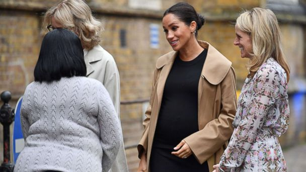 ee16ad96788a0 Get Meghan Markle's maternity dress, plus 5 other fashion-forward lines to  shop now