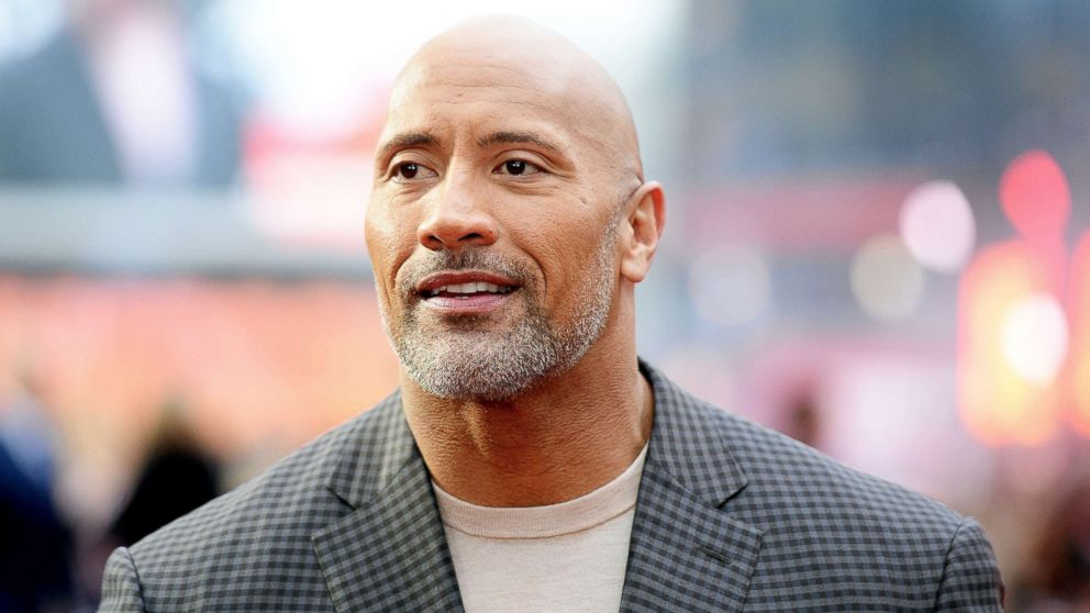 Dwayne Johnson singing to his 6-month-old daughter is