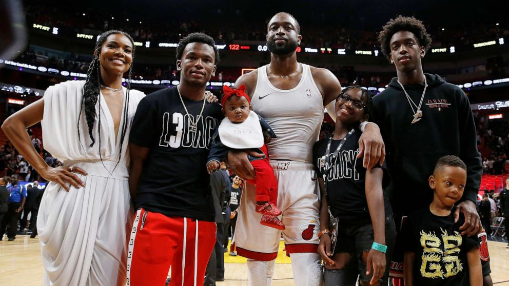 Dwyane Wade says it was 'so fitting' to end NBA career with