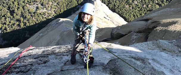 10-year-old Selah Schneiter climbs Yosemite's El Capitan, youngest