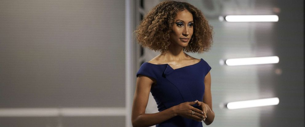 PHOTO: In this undated photo, Elaine Welteroth is shown on the set of Project Runway.