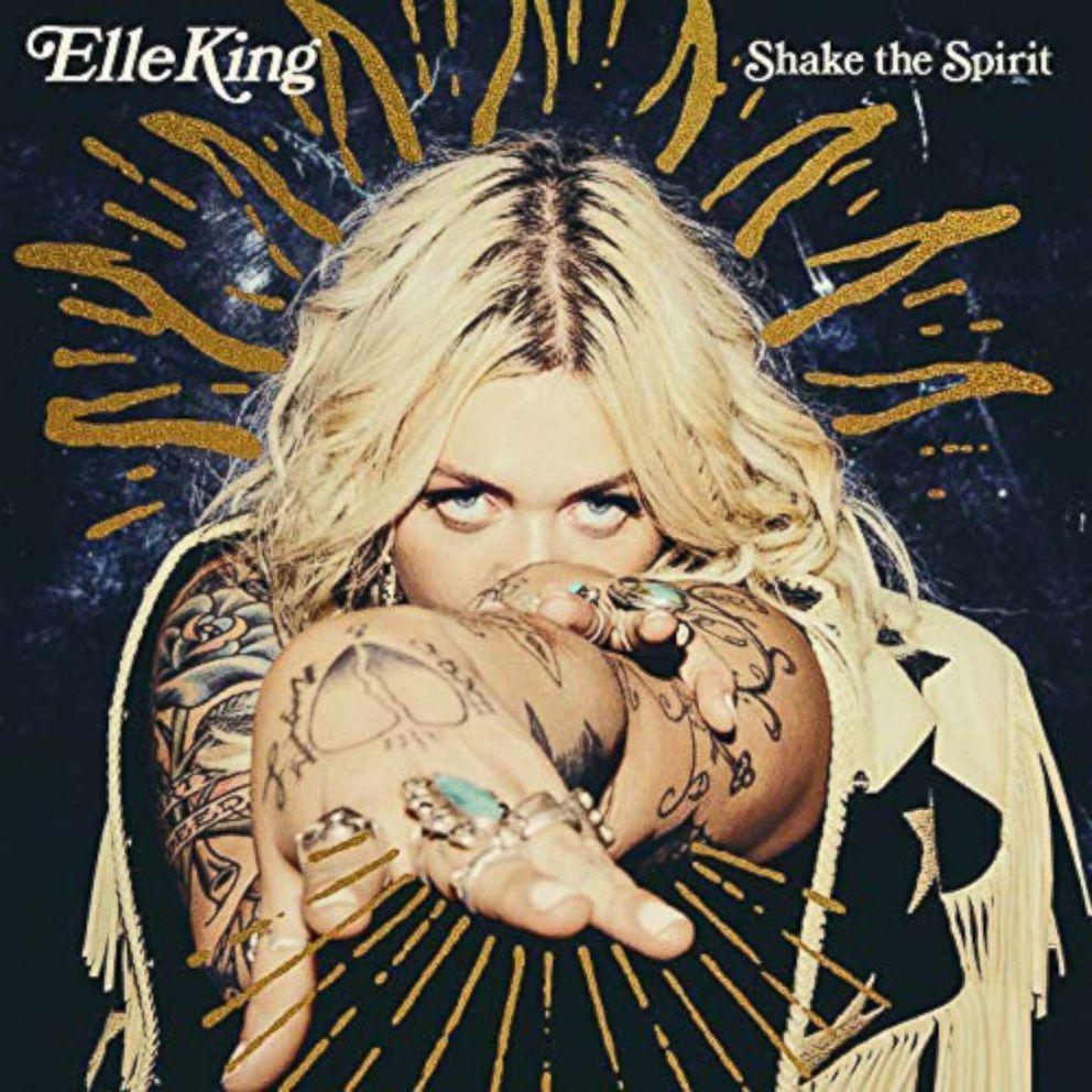 PHOTO: Elle King - Shake the Spirit