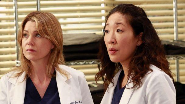 Ellen Pompeo congratulates former 'Grey's Anatomy' co-star Sandra Oh on her Golden Globes win