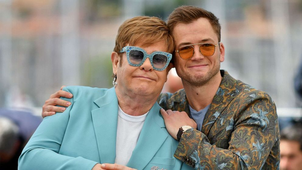 Film über Elton John