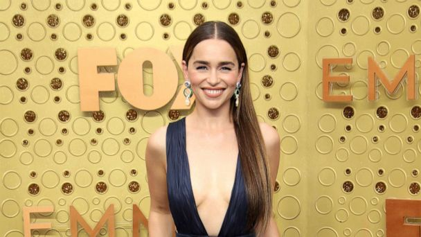 Emilia Clarke reveals Jennifer Lopez was her inspiration for the Emmys