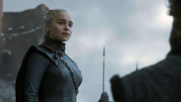 'Game of Thrones' star Emilia Clarke says goodbye to show that 'shaped me as a woman'