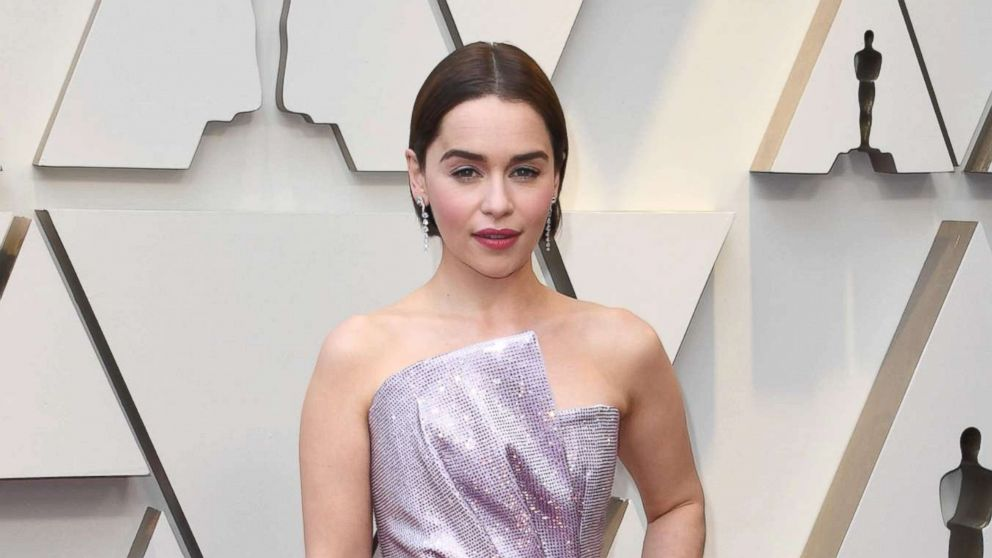 'Game of Thrones' star Emilia Clarke says she suffered 2 aneurysms while filming the show
