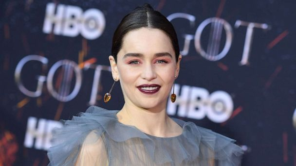 Emilia Clarke describes pressure to do nude scenes to appease 'Game of Thrones' fans
