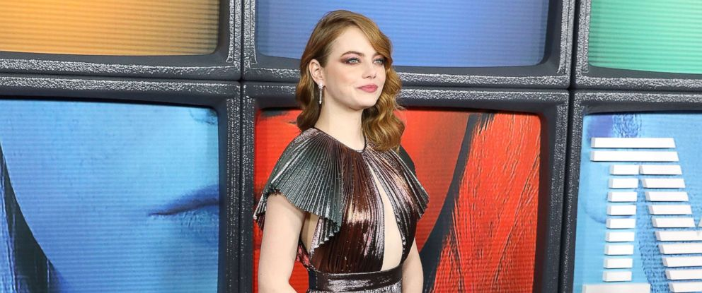 "PHOTO: Emma Stone attends the Season One premiere of Netflixs ""Maniac"" on Sept. 20, 2018, in New York City."