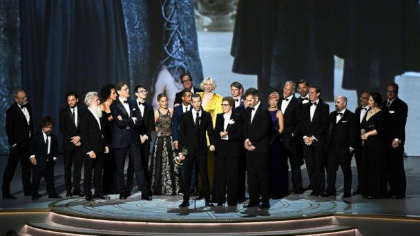 7 takeaways from the 2018 Emmy Awards: Diversity, love and 'Maisel' shine