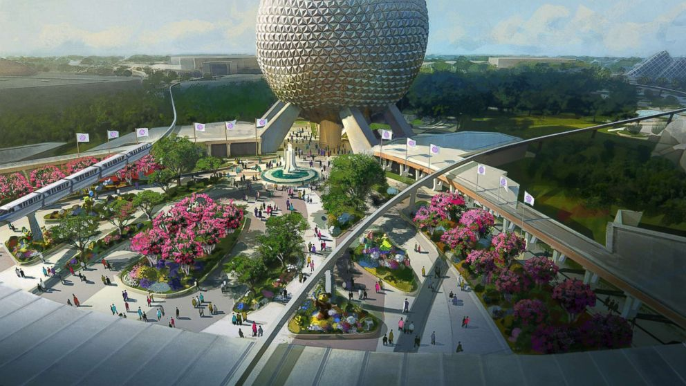 Disney's latest Epcot plans include an interactive city