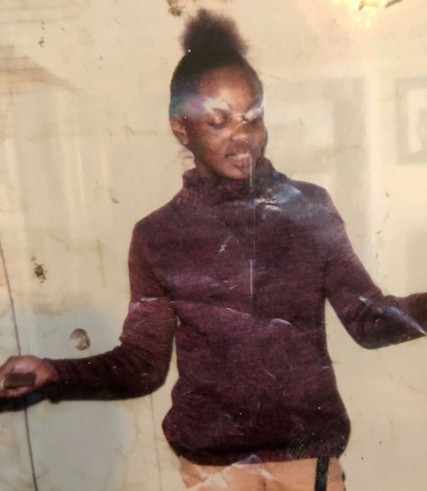 PHOTO: Seen in an undated photo is Equilla Haines, the biological mother to Shaquanna Bell, Janell Haines and their 12 siblings.