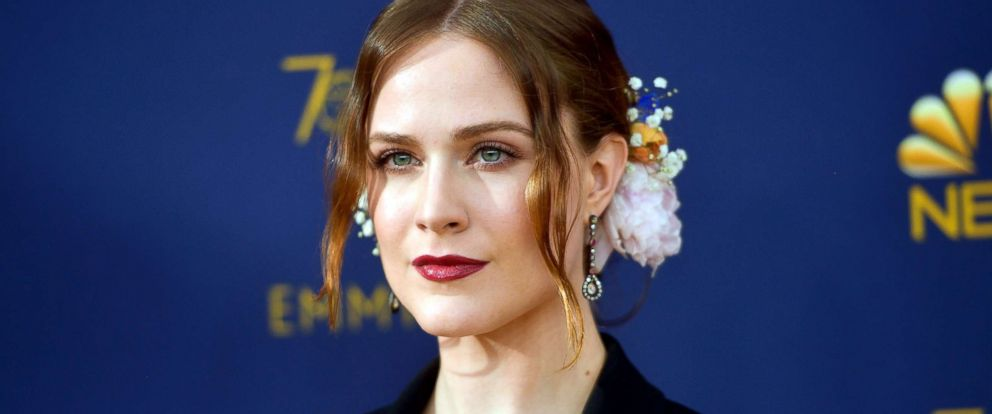 PHOTO: Evan Rachel Wood attends the 70th Emmy Awards at Microsoft Theater, Sept. 17, 2018, in Los Angeles.