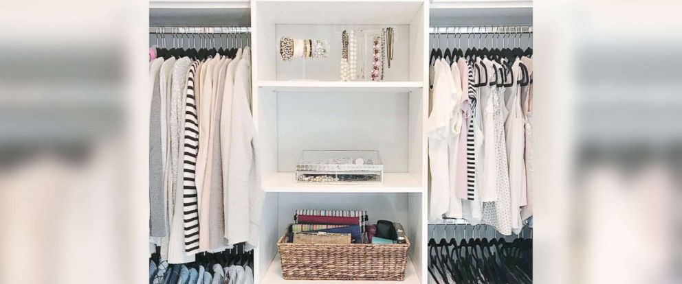 PHOTO: Neat Method Expert Shows Us How To Get The Instagram Worthy Closet Of