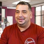 """Yassin Terou, owner of Yassin's Falafel House in Knoxville, Tenn., opens up in an interview with """"GMA."""""""