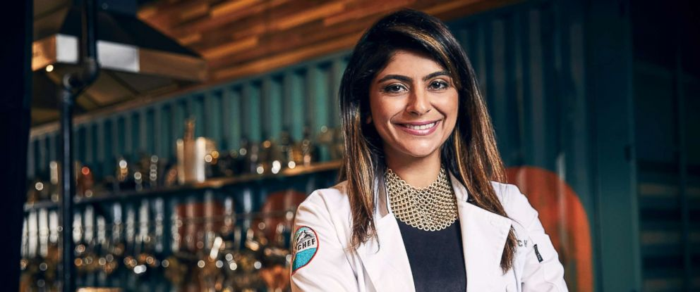 PHOTO: Top Chef contestant and Chef Fatima Ali is seen in this undated promotional image.