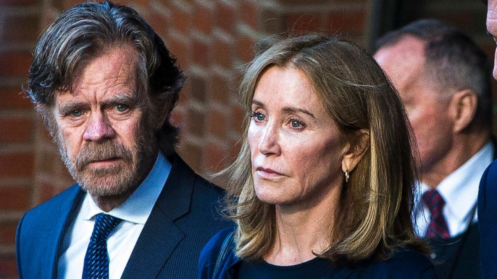 Commissary, 5 a.m. wake-up calls: Details on Felicity Huffman's life in prison