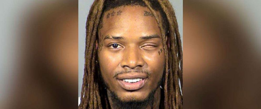 PHOTO: Rapper Fetty Wap, 28, was arrested for allegedly punching three employees at The Mirage hotel and casino in Las Vegas on Sunday, Sept. 1, 2019.