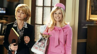 Reese Witherspoon Says Legally Blonde 3 Script Is In The Works Abc News