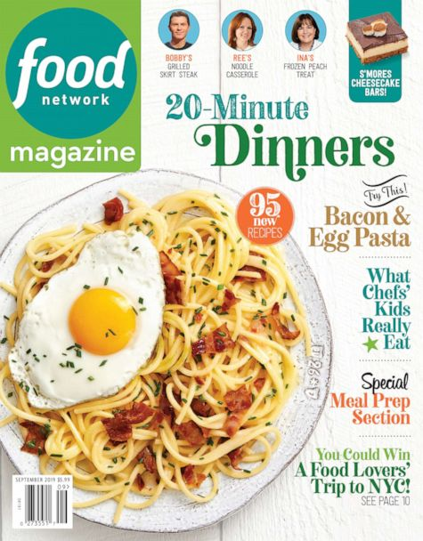 Famous chefs' kids share their favorite recipes in new Food
