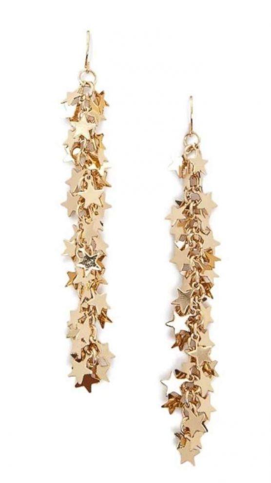 PHOTO: Star Drop Earrings