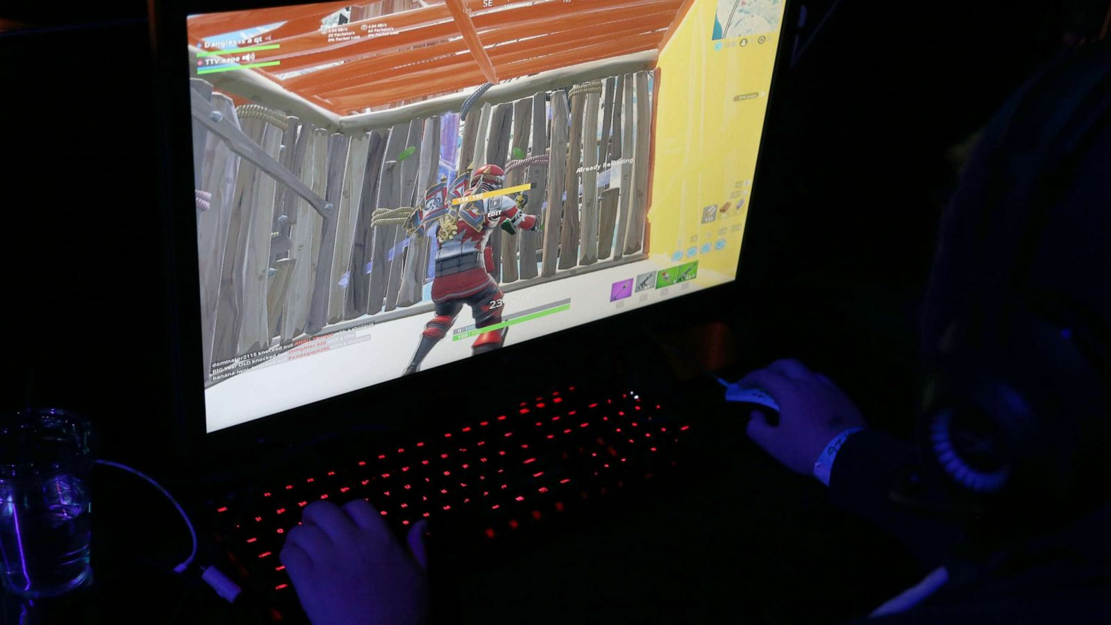 How much is too much? Test could show the effect of gaming