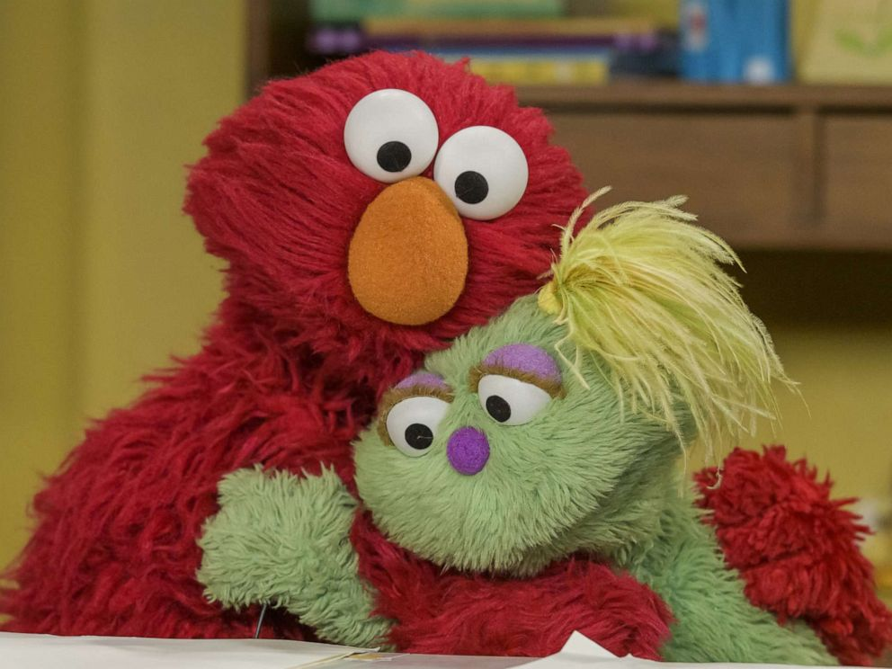 PHOTO: Sesame Workshop, the non-profit educational organization behind Sesame Street, announced today a new initiative to offer support to children, foster parents, and providers who serve foster families.