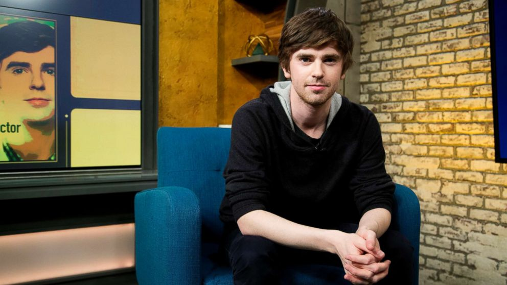 'Good Doctor' star Freddie Highmore on playing an autistic character, breaking down stereotypes